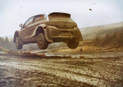 salto rally fango